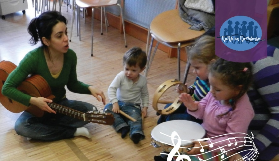 Música y baile para niños/as